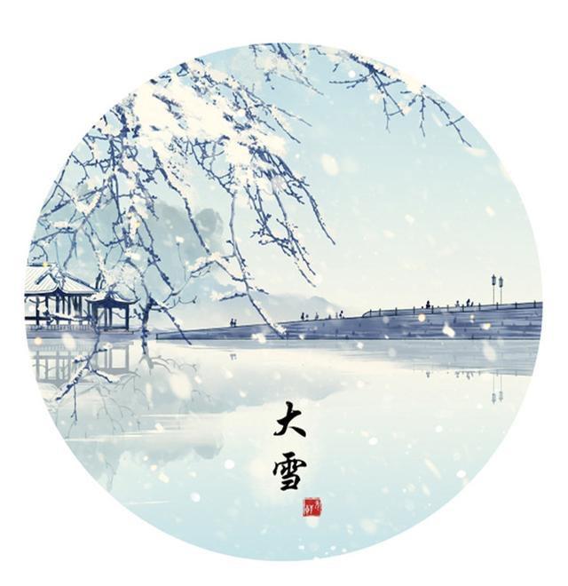 七律【威海又雪】